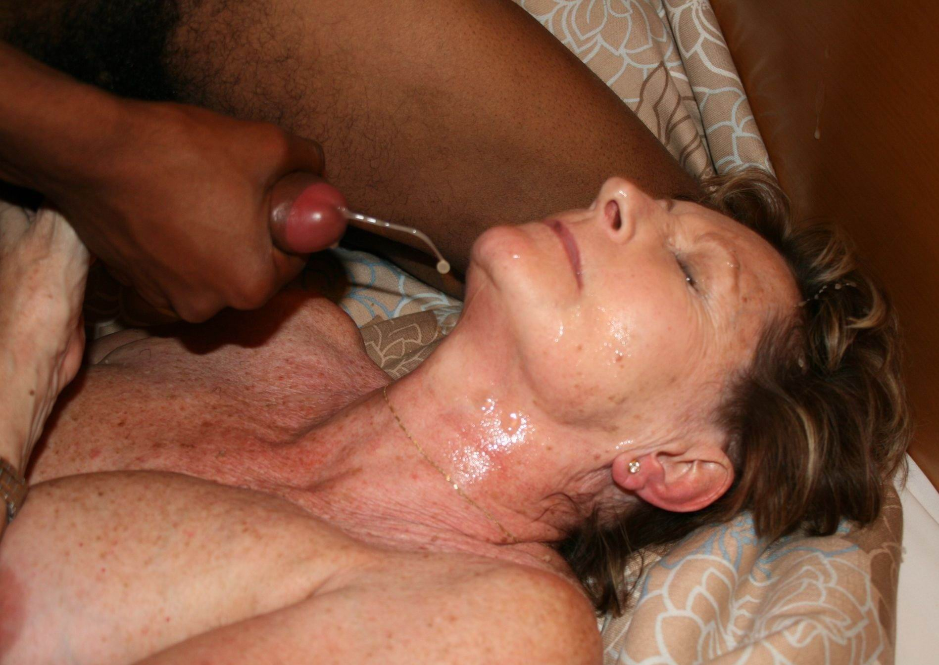 Amateur and interracial